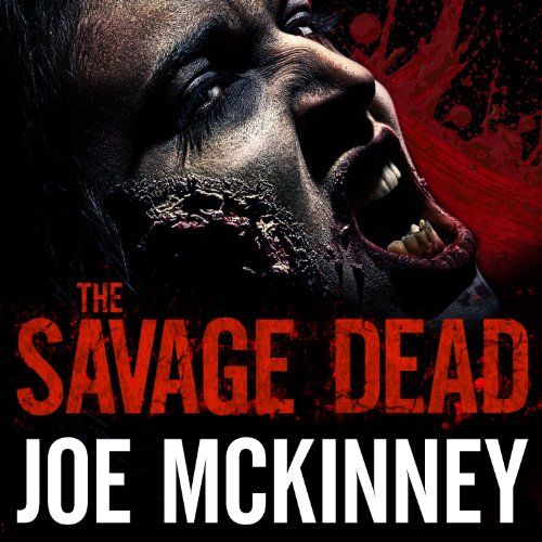 The Savage Dead audiobook cover art
