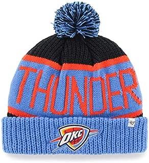 Brand Calgary Cuff Beanie Hat POM POM - NBA Cuffed Knit Cap
