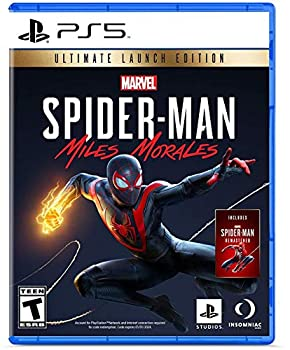 Game - Playstation 5 Marvel's Spider-Man: Miles Morales Ultimate Launch Edition Book