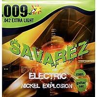 SAVAREZ エレキギター弦 009 / 011 / 016 / 024 / 032 / 042 X50XL