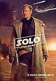 Rompecabezas de 1000 piezas para adultos, 1000 piezas para adultos y adolescentes divertidos juegos de puzles -Solo el Ranger: una historia de Star Wars (70 x 50 cm)