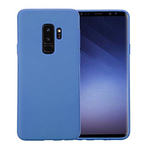 Lobwerk Teléfono móvil para Samsung Galaxy S9Plus SM de G9656.2Pulgadas Flexible TPU Case Funda Blanda de Material