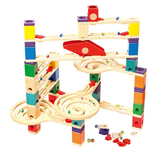 Hape Quadrilla Wooden Marble Run...