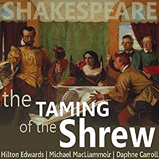 The Taming of the Shrew (Dramatised) cover art