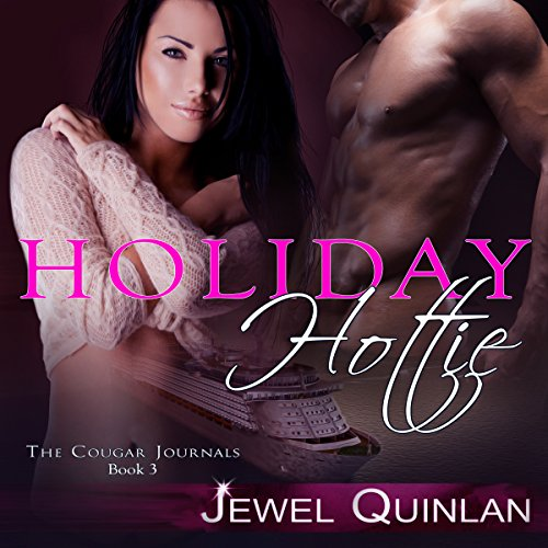 Holiday Hottie audiobook cover art