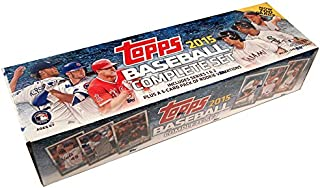Topps MLB All MLB Teams 2015 Complete Factory Set, Blue, Small