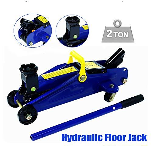 Xinng Professionele 2T Capaciteit Auto Vloerkrik voor Workshop DIY Tools Automotive Lifter Hydraulische Trolley Jack Reparatie Gereedschap Met Opbergkoffer
