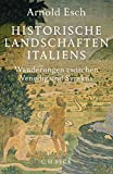 Historische Landschaften Italiens: Wanderungen zwischen Venedig und Syrakus - Arnold Esch