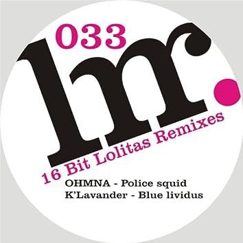 16 Bit Lolitas Dancefloor Remixes