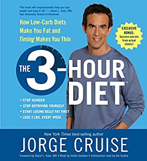 The 3-Hour Diet audiobook cover art