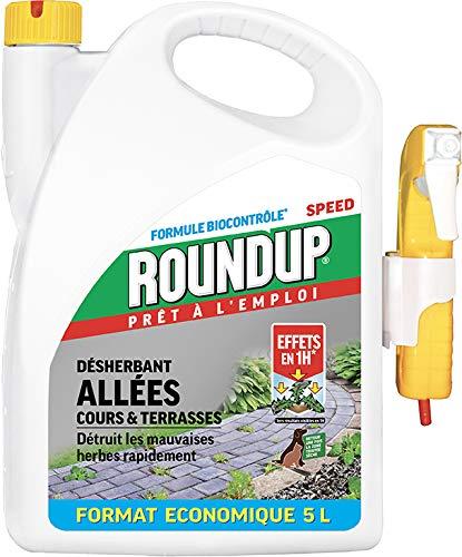 Roundup Désherbant Cours Allées Prêt à...