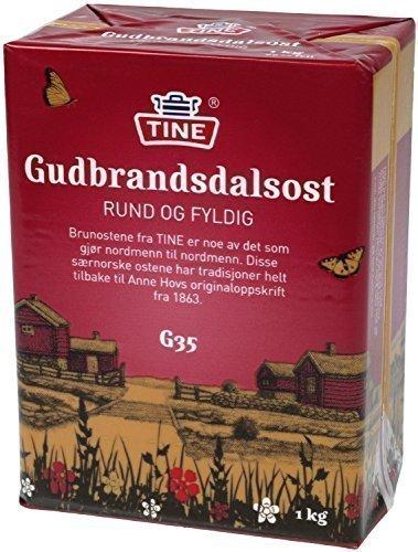 GUDBRANDSDALEN 1KG KÜHLBOX-Versand mit Styroporbox und Spezialkühlakku für Lebensmittelversand