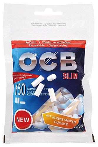 柘製作所(tsuge) OCB スリムガムフィルター [約150個入り] #78640