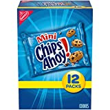 CHIPS AHOY! Mini Chocolate Chip Cookies, 12 - 1 oz Packs