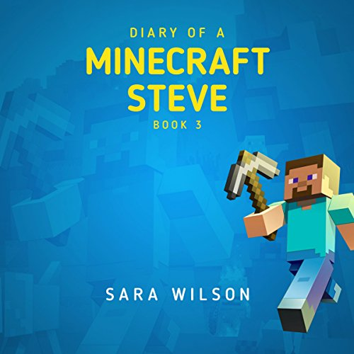 Couverture de Diary of a Minecraft Steve 3. The Amazing Minecraft World Told by a Hero Minecraft Steve