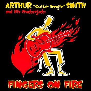Fingers on Fire (Guitar, Banjo, Mandolin & Violin Solo)