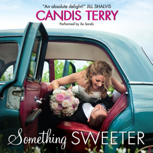 Something Sweeter audiobook cover art