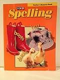 SRA Spelling, Teacher Resource Book - Continuous Stroke, Grade 2