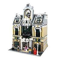ヨーロッパ式のモールブロックモデルセット、DIYラージブロック教育ブロックを組み立てた小粒子(2039pcs) 子供の積み木のおもちゃ、休日の誕生日プレゼント