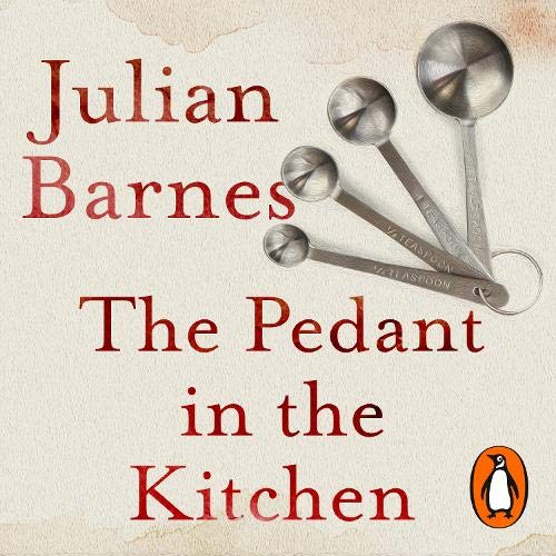 The Pedant in the Kitchen cover art