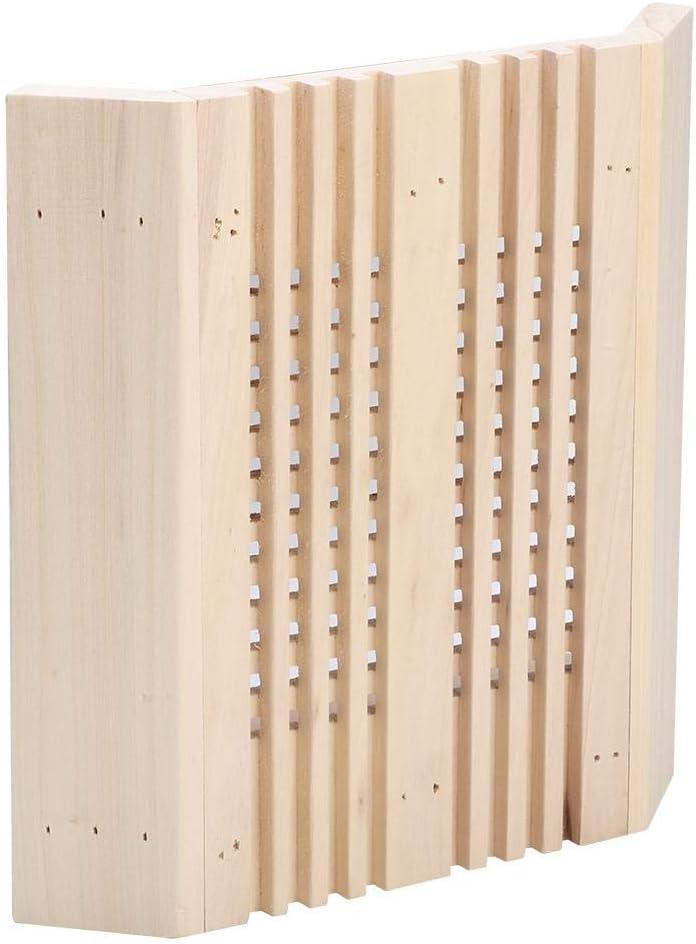 Lamp Shade 27X28cm Durable Sauna Square 即納送料無料 Wood Room S 授与 Corner