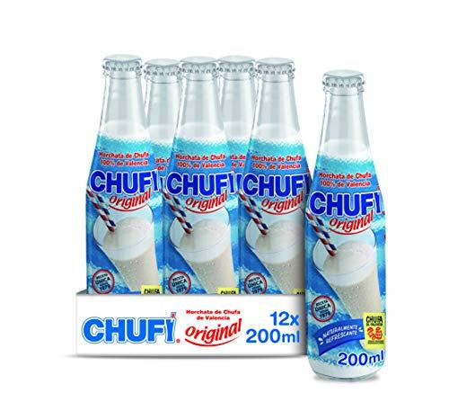 Chufi Original - Horchata de Chufa de Valencia 200ml, 1 unidad