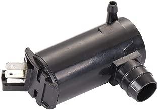 ECCPP 89001132 Windshield Washer Pump Motor Replacement fit for 1994-2007 Honda Accord 1988-2004 Honda Civic 2003-2011 Honda Element 2000-2005 Honda Odyssey 2003-2004 Honda Pilot