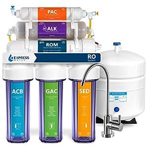 Best antioxidant water filter