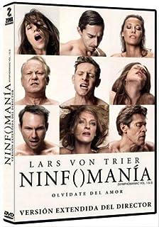 Ninfomanía 1&2. Versión Extendida Director sin Censura