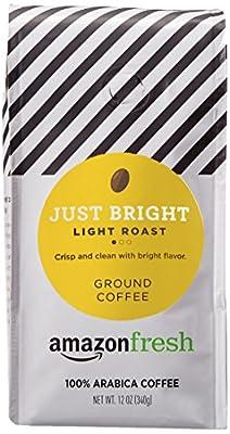 AmazonFresh Just Bright Ground Coffee