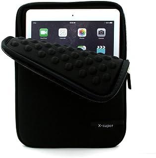 Funda de neopreno de X-super para iPad Pro 9,7 pulgadas, con bolsillo organizador, antigolpes