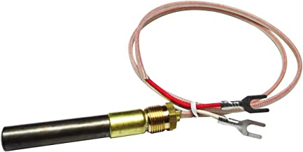 EARTH STAR 750 degree Millivolt Replacement Thermopile Generators Used on gas fireplace / water heater / gas fryer Cluster thermocouple