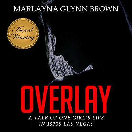 Overlay audiobook cover art