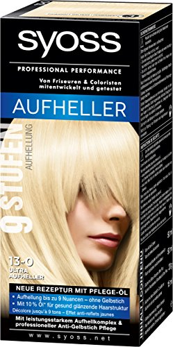 Syoss Professional Performance ultra Aufheller 13-0, 1er Pack (1 x 1 Stück)