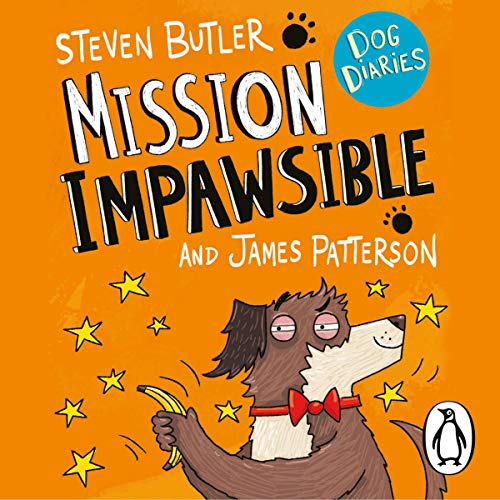 Dog Diaries: Mission Impawsible audiobook cover art