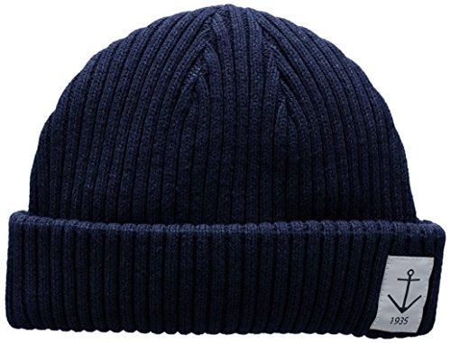 Resteröds Herren Smula Hat Strickmütze, Blau (Blau), One Size