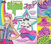 Cra-Z-Art Nickelodeon JoJo Siwa DIY スライムキット ブラウン 6 x 6
