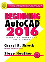 Shrock, C: Beginning AutoCAD 2016