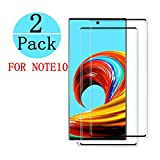 [2Pack] Samsung Galaxy Note 10 Screen Protector, Tempered Glass...