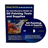 An Introductory Guide to Oil Painting Tools and Supplies