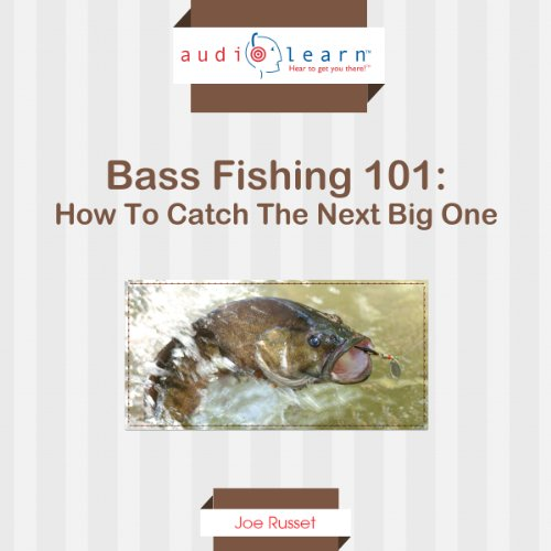 Bass Fishing 101 audiobook cover art