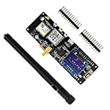 TTGO T-Beam V1.1 ESP32 915Mhz WiFi Bluetooth Module ESP32 GPS NEO-6M SMA 18650 Battery Holder with OLED