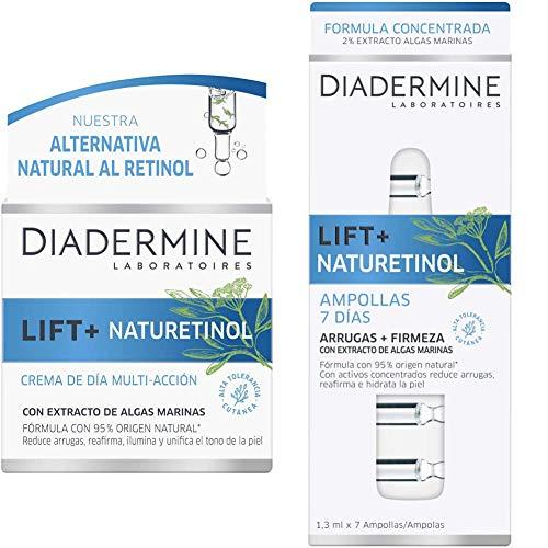 Diadermine: Pack Crema de día Naturetinol