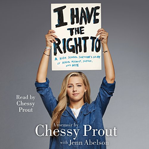 I Have the Right To audiobook cover art