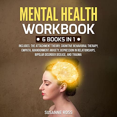 『Mental Health Workbook: 6 Books in 1』のカバーアート