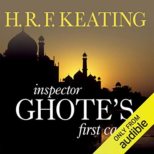 Couverture de Inspector Ghote's First Case