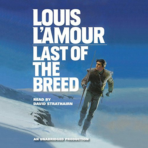 Last of the Breed audiobook cover art