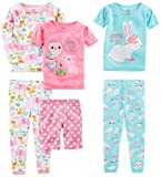 Simple Joys by Carter's - Pijamas enteros - Juego de pijama de algodón de...