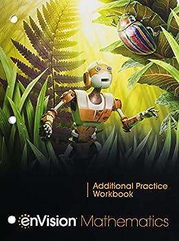 Paperback ENVISION MATHEMATICS 2021 ADDITIONAL PRACTICE GRADE 6 Book