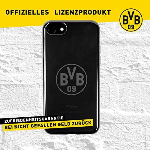 Borussia Dortmund Laser Case für iPhone 6/7 one Size